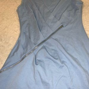Urban Outfitters Dresses - Baby blue mini dress